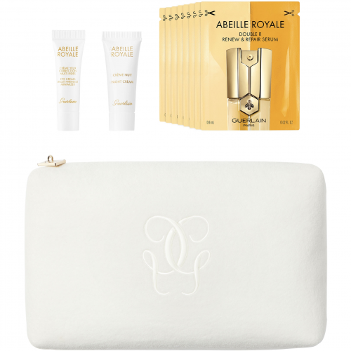 Regalo Lujoso neceser Guerlain con mini tallas Abeille Royal