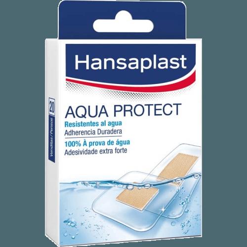 Hansaplast Hansaplast tiritas agua protect