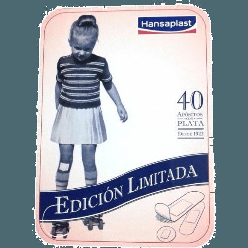 Hansaplast hansaplast lata edicion limitada chica