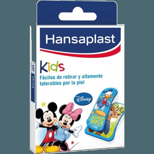 Hansaplast Apósito para niños mickey & friends