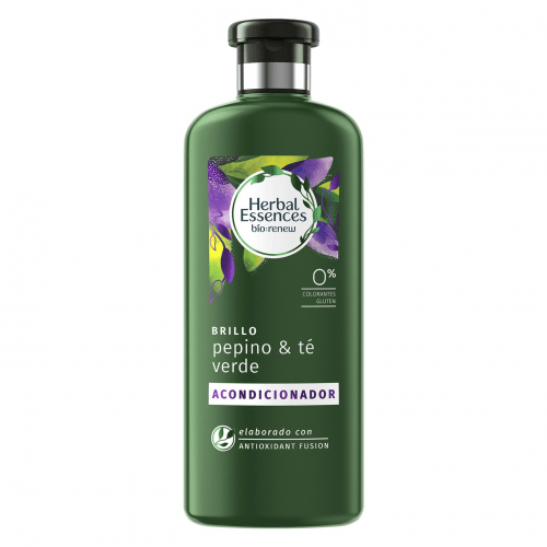 Herbal Acondicionador Herbal Essence Brillo Pepino Y Té Verde