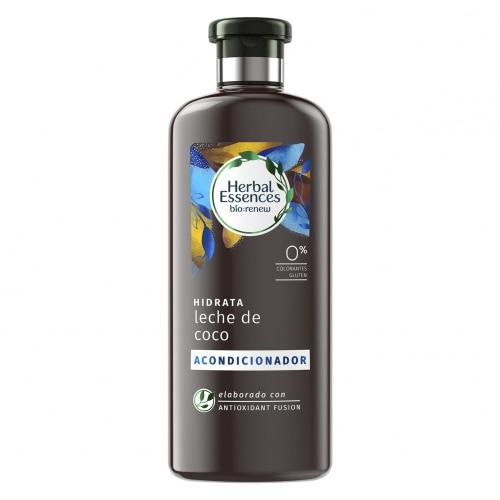 Herbal Acondicionador Hidrata Leche De Coco