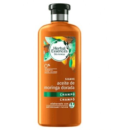 Herbal Champú Suave Aceite Moringa