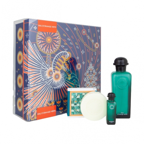 Estuche Eau d'Orange Verte, Eau de Cologne 100 ML