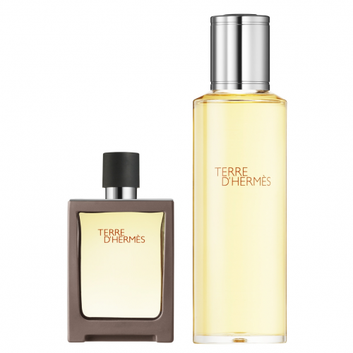 Estuche Hermès Terre d'Hermès Eau de Toilette Refillable Spray 30 ML