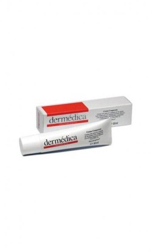 Isdin Dermédica crema couperosis