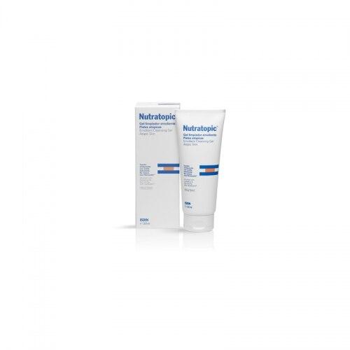 Isdin Nutratopic gel limpiador emoliente pieles atópicas