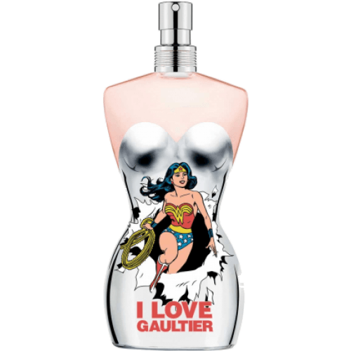 Jean Paul Gaultier Classique eau fraiche edición wonder woman