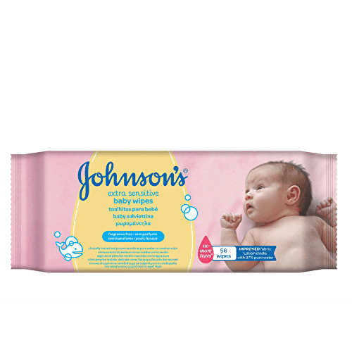 Johnson´s Toallitas Johnson's Baby Extra Sensitive