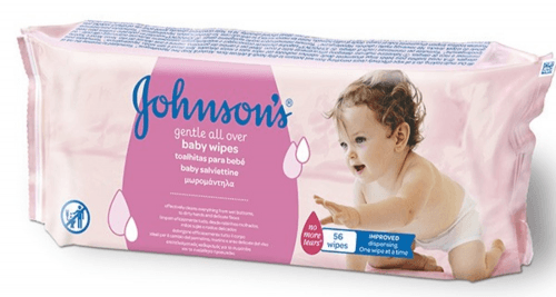 Johnson´s Toallitas Johnson's Baby Suavidad