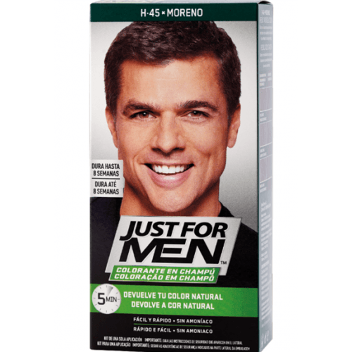 Just For Men Tinte Capilar Moreno 0