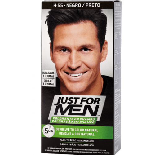 Just For Men Tinte Capilar Negro 0