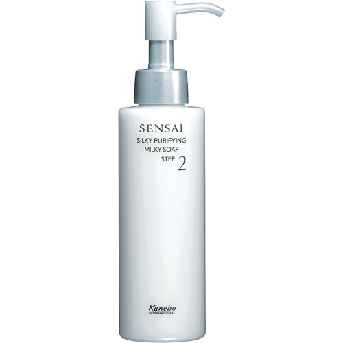 Sensai Milky soap