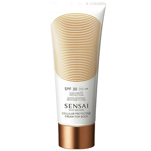 Sensai Cellular protective cream for body spf30