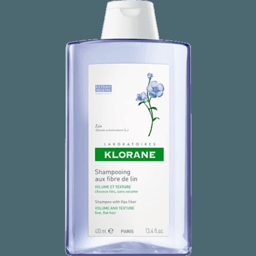 Klorane Klorane champu a las fibras de lino