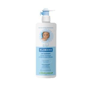 Klorane Klorane leche hidratante corporal bebe