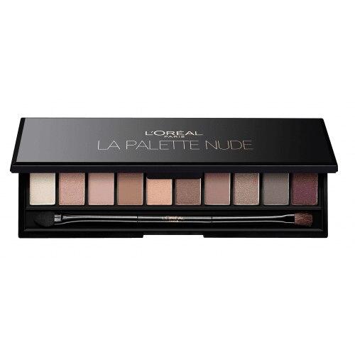 L´Oreal Makeup La palette nude