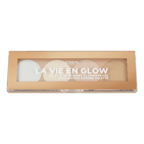 L´Oreal Makeup La Vie en Glow Palette