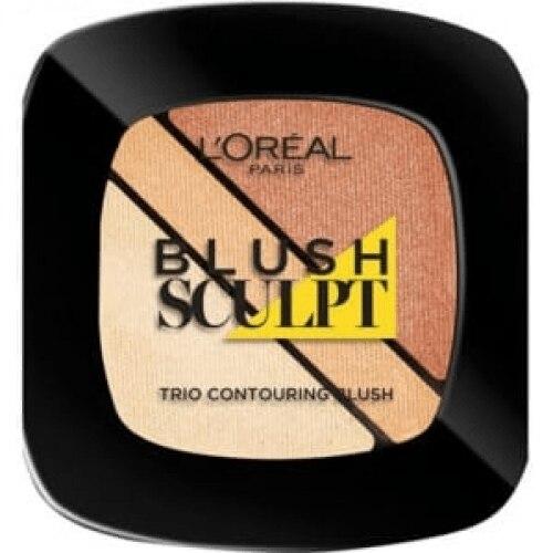 L´Oreal Makeup Infalible sculpt blush trio