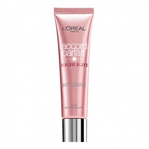 L´Oreal Makeup Accord parfait highlight fluido