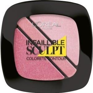 L´Oreal Makeup 201,Soft Rosy