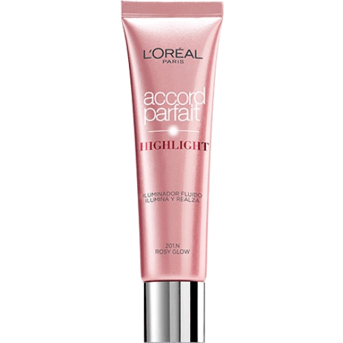 L´Oreal Makeup Accord parfait highlight fluido
