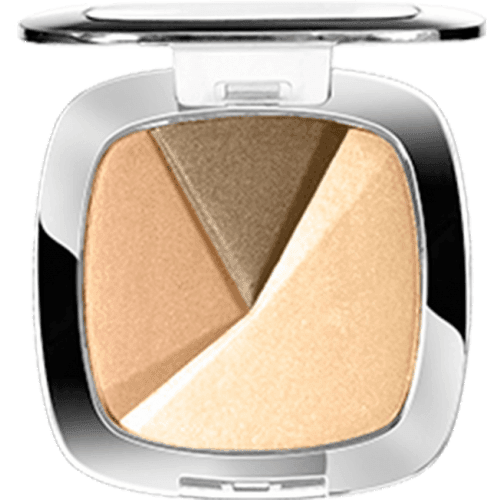 L´Oreal Makeup Accord parfait highlight polvos