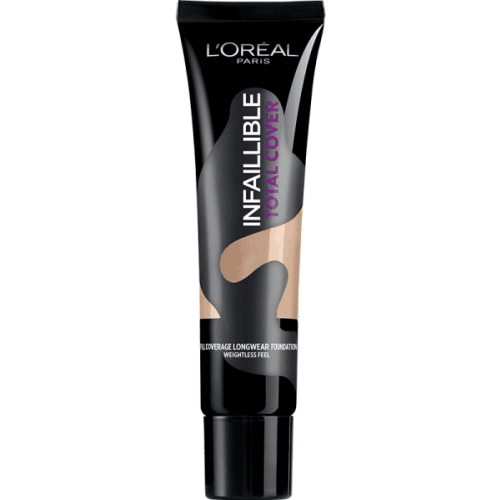 L´Oreal Makeup Base de maquillaje infallible total cover