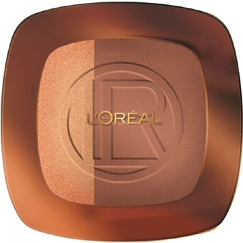 L´Oreal Makeup Glam bronze poudre duo