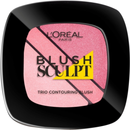 L´Oreal Makeup Infalible sculpt blush trio