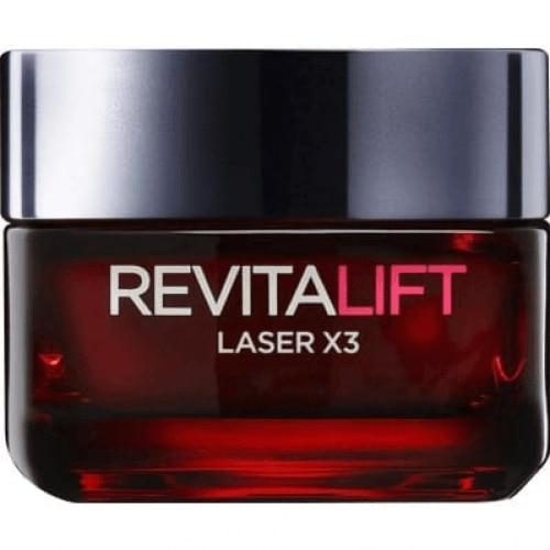Dermo Expertise Crema Intensiva Antiedad Día Revitalift Laser X3