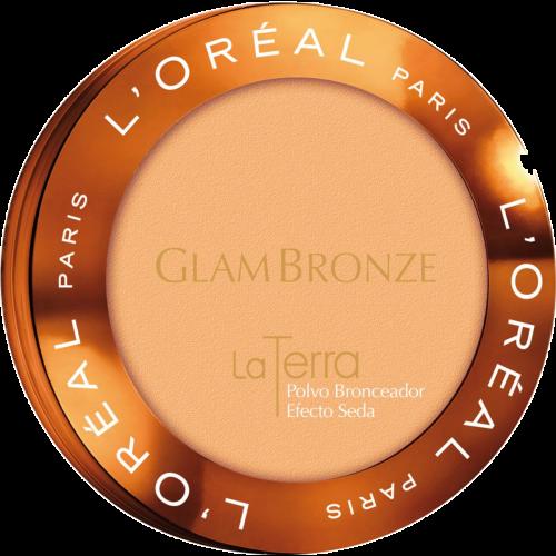 L´Oreal Makeup Glam bronze la terra