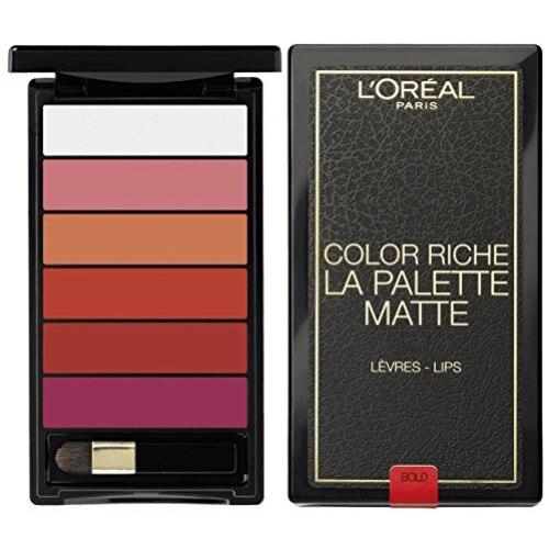 L´Oreal Makeup Color riche la palette matte