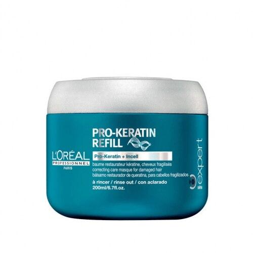 Dermo Expertise Mascarilla Expert Pro Keratin Refill
