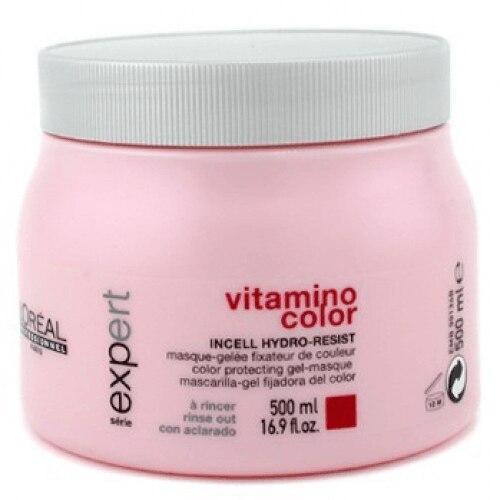 Dermo Expertise Mascarilla Vitamino Color