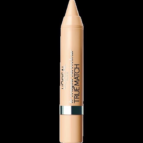 l´oreal makeup true match le crayon concealer