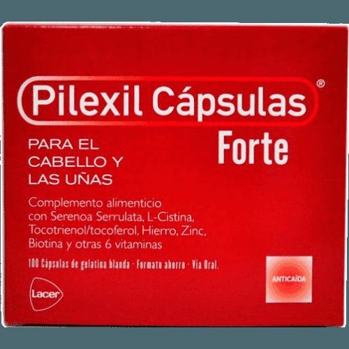 Lacer Lacer Pilexil Forte Cápsulas Cabello Y Uñas