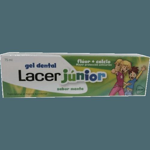 Lacer Lacer Junior Menta Gel