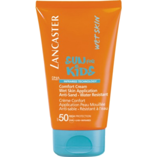 Lancaster Sun Kids Confort Cream Anti Sand Spf 50