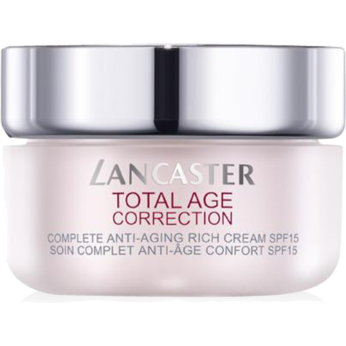 Lancaster Total age correction rich day cream spf15