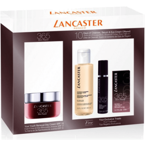 Lancaster Pack 365 lancaster skin repair cream spf15