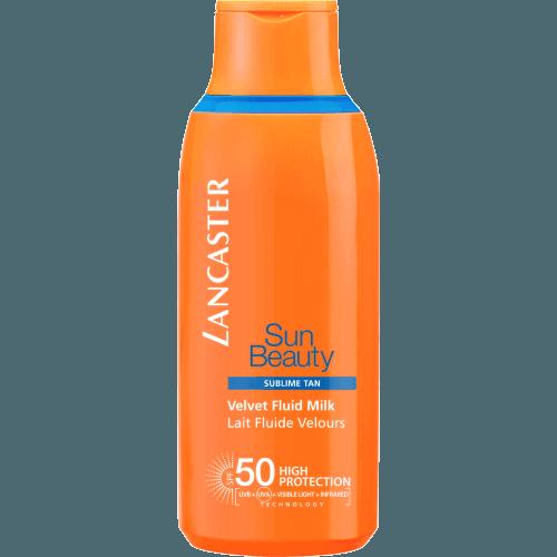 Lancaster Sun beauty velvet fluid milk spf50