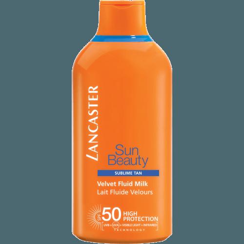Lancaster Sun Beauty Velvet Fluid Jumbo Spf 50