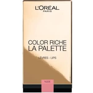 L´Oreal Makeup Color riche la palette