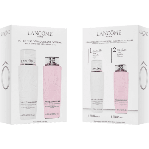 Lancome Duo demaquillant confort