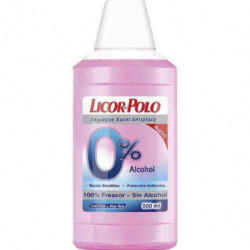 Licor Del Polo Enjuague Bucal Antiplaca