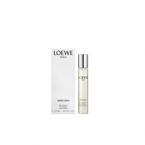Regalo Solo Loewe Mercurio spray 15 ml