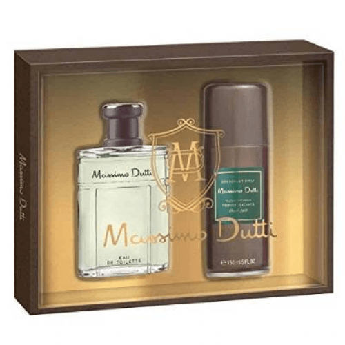 Massimo Dutti Estuche Hombre Colonia Más Desodorante