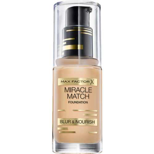 Max Factor Miracle match max factor