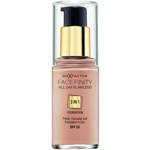Max Factor Face finity 3 en 1 spf 20
